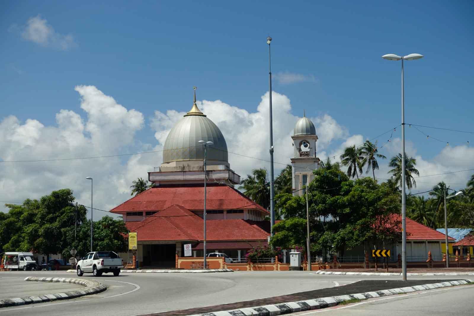 Moschee in Kamung Penarik