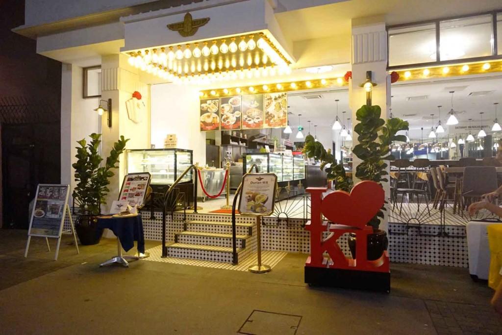 Leckertäten-Restaurant