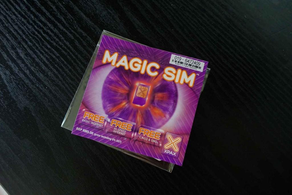 XPAX MagicSIM