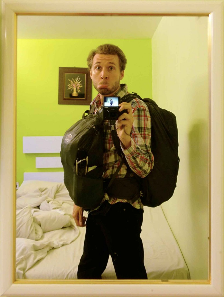Ich mit Doppelpack