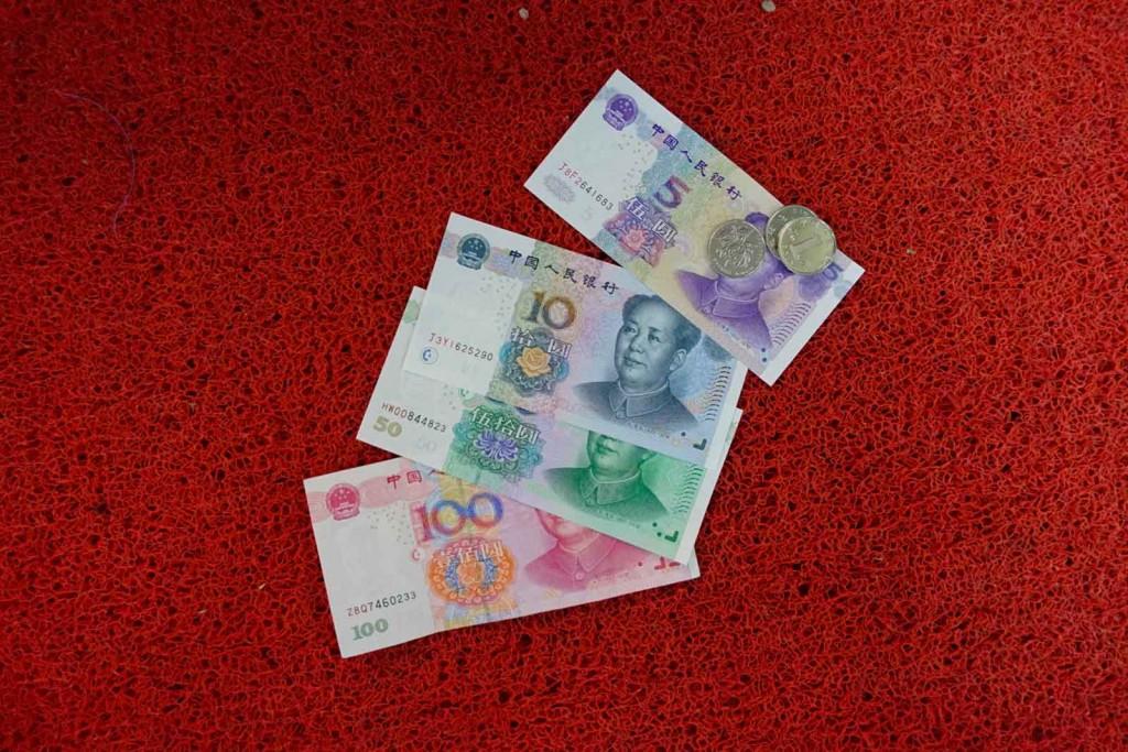 168 Yuan