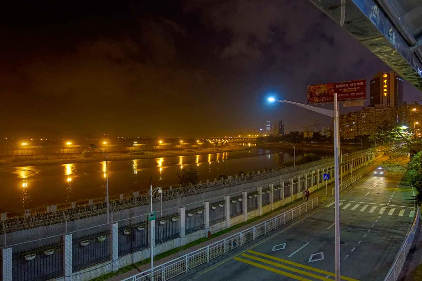 Grenze Shenzhen–Hongkong