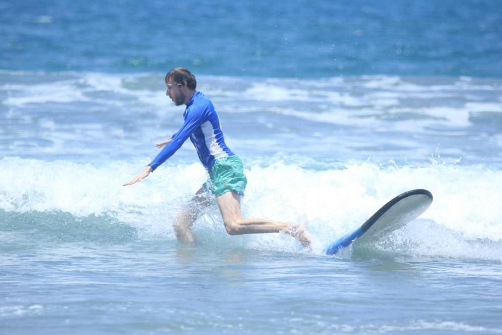 Ich surfen