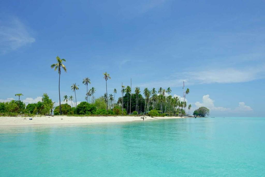 Insel Sibuan