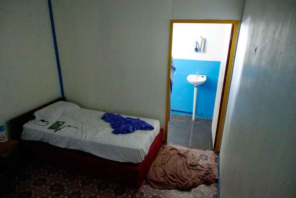 Einzelzimmer im Arung Hayat