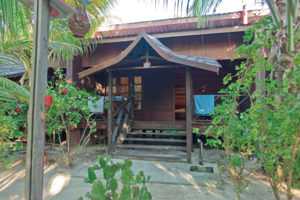 Bungalow Mabul Beach Resort