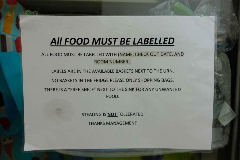 """Label-your-food""-Hinweis"