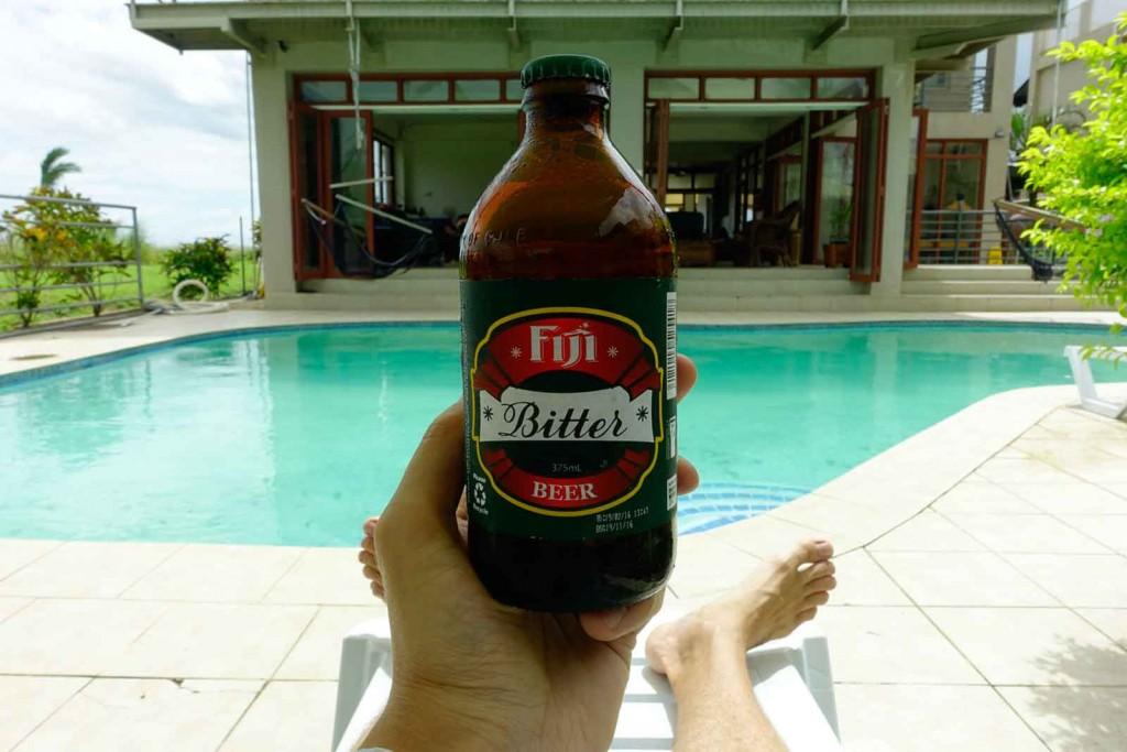 Bitter–Fiji Beer