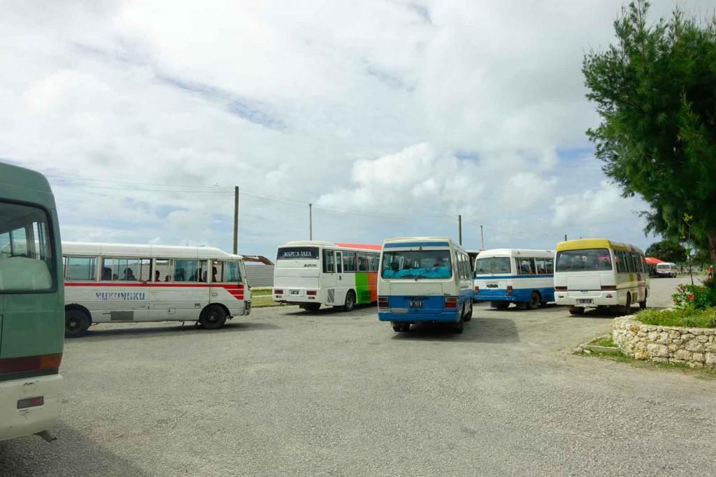 Zenti auf Tonga
