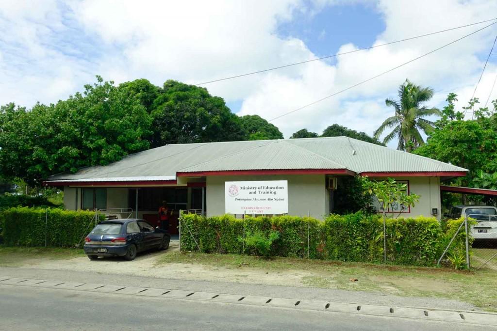 Bildungsministerium von Tonga