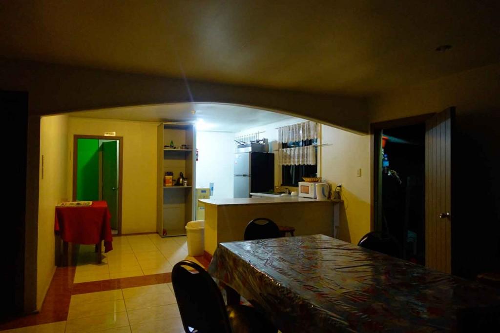 NOA Guest House, Gemeinschaftsraum