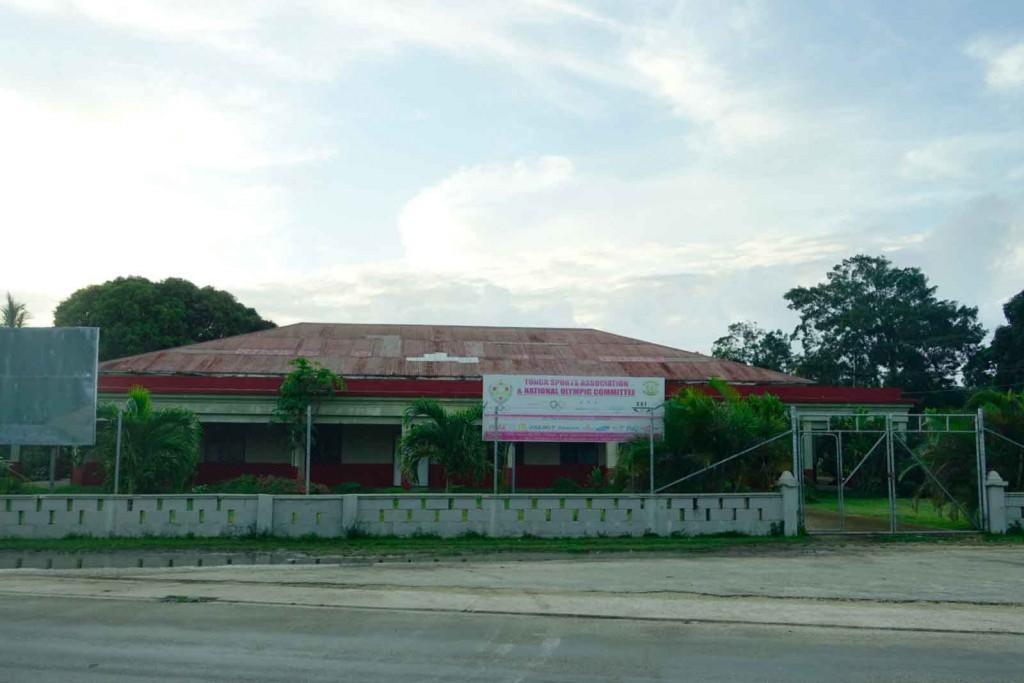 Olympisches Komittee von Tonga