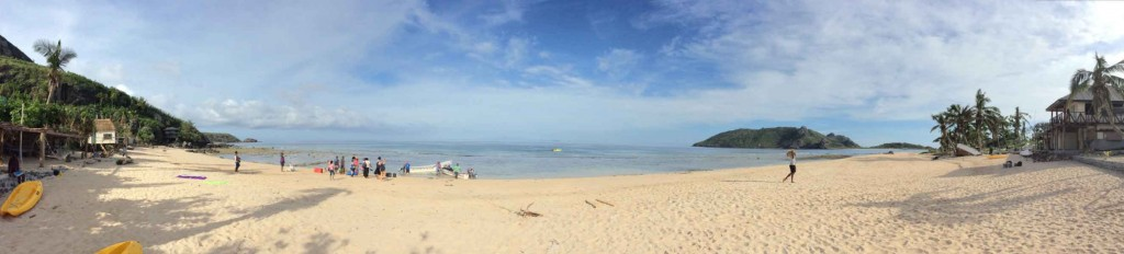 Strand auf Waya Lailai