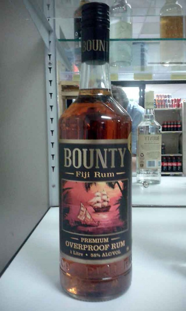 Bounty Premium Overproof